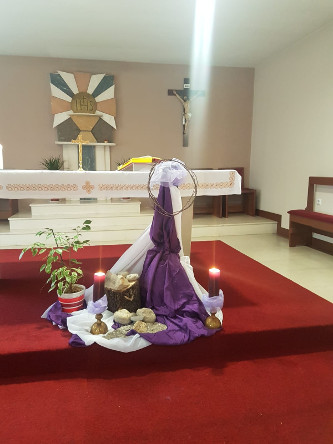 Sveta Misa za studente laike našega fakulteta slavit će se utorkom u 13 sati u studentskoj kapeli KBF-a. Mogućnost za svetu ispovijed je pola sata prije Sv. Mise.